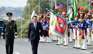 Premier Chin Li Keqiang z oficjalną wizytą w Brazylii