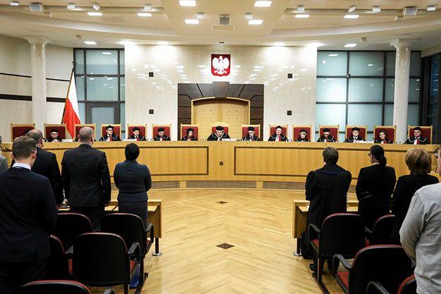 PiS poinformował w Sejmie o złożeniu projektu ustawy o statusie sędziów Trybunału Konstytucyjnego