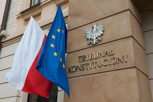 PiS złożyło projekt ustawy o statusie sędziów Trybunału Konstytucyjnego