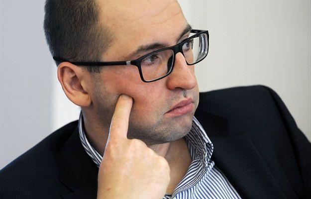 Adam Bielan: rzecznik PiS to najgorsza praca w Polsce