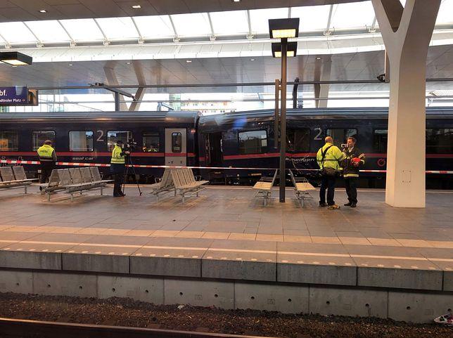 Zderzenie pociągów w Salzburgu. Jest wielu rannych