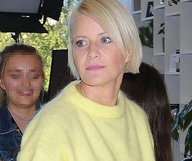 Małgorzata Kożuchowska wciąż przeżywa swoją decyzję