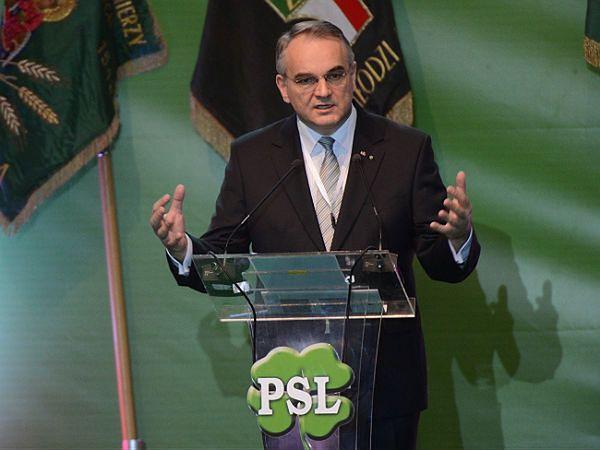 B. prezes PSL Waldemar Pawlak
