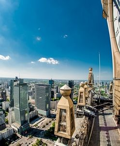 Warszawa wygrała w Rankingu Polskich Miast Zrównoważonych