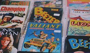 Komiksy nie są obecnie zbyt popularne, ale będą świetnym prezentem pod choinkę