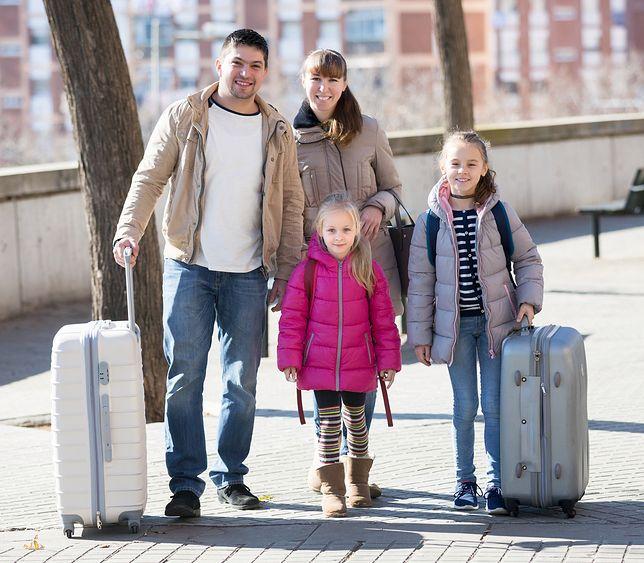 Dobry zestaw walizek zaspokoi potrzeby całej rodziny