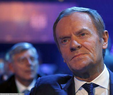 """Donald Tusk przewodniczącym EPL. Były premier """"zaszczycony i poruszony"""""""