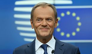 Bruksela. Donald Tusk kandydatem PO na szefa frakcji EPP