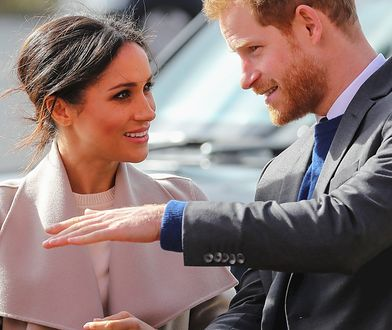 Księżna Meghan i książę Harry czekają na swoje pierwsze dziecko