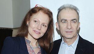 Elżbieta Krajewska nie chce pomocy od byłego męża