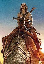 ''John Carter'' patroluje Marsa na plakacie [foto]