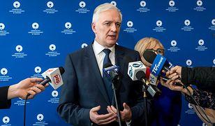 Jarosław Gowin chce porozmawiać o ustawie z prezesem PiS