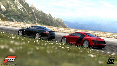 Pełna lista samochodów w Forza Motorsport 3
