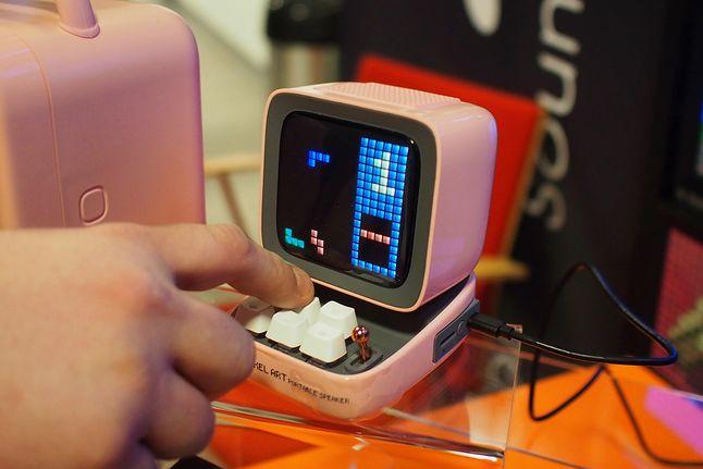 na których można było pograć w Tetrisa ;)
