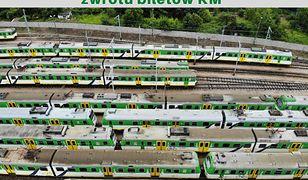 Koleje Mazowieckie wprowadzają szczególne zasady zwrotu pieniędzy za bilety.