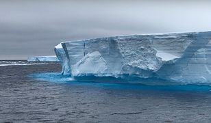 Antarktyda. Gigantyczna góra lodowa wkrótce przestanie istnieć