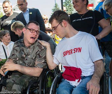 40 dni protestowali w Sejmie. ZUS poinformował niepełnosprawnych, ile wywalczyli