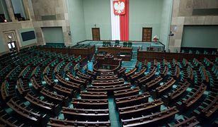 Kolejne ograniczenia w Sejmie. Tym razem z powodu remontu