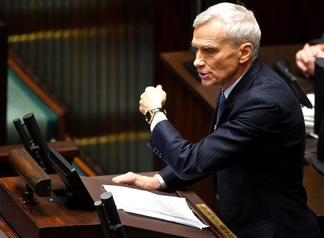 Poseł PO Marcin Święcicki został rzecznikiem praw przedsiębiorców na Ukrainie