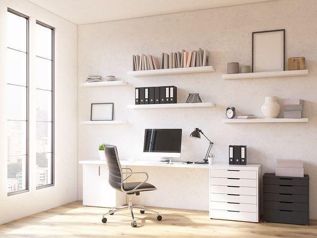 Domowy gabinet powinien być przede wszystkim dostosowany do rodzaju wykonywanej przez nas pracy.