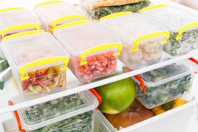 Odpowiednie przechowywanie żywności to podstawa