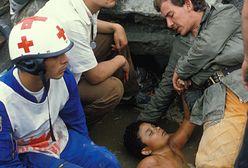 """Omayra Sánchez umierała w agonii na oczach świata. Co się stało z rodzicami """"dziewczynki uwięzionej w błocie""""?"""