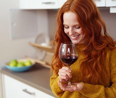 Wino powinno być podawane w odpowiednich kieliszkach