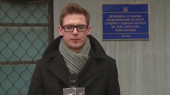 Bartłomiej Maślankiewicz był związany z TV Republiką i TVP Info