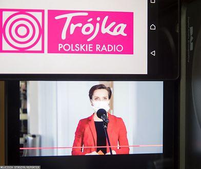 Czy Trójka, za zgodą prezes radia Agnieszki Kamińskiej, zostanie rozgłośnią stricte muzyczną?