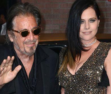 Al Pacino z byłą dziewczyną. Dzieliło ich 37 lat.