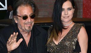 Al Pacino z byłą dziewczyną. Dzieliło ich 39 lat