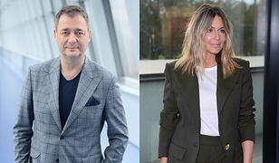 Jacek Rozenek i Małgorzata Rozenek-Majdan mają dwóch synów