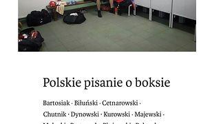 Polskie pisanie o boksie
