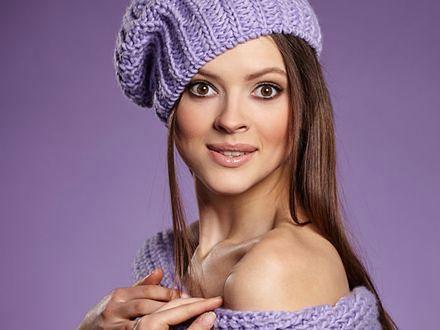 Makijaż chroni skórę zimą