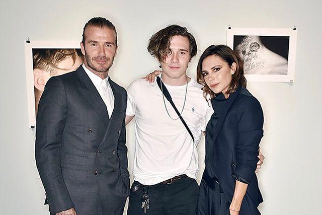 Brooklyn Beckham wydał album zdjęć. Rodzice dumni, reszta go hejtuje
