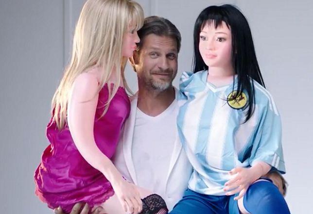 Marcin Janos-Krawczyk wystąpił w kontrowersyjnej reklamie Vectry
