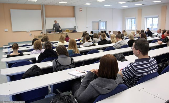 Najmniej i najbardziej oblegane kierunki na uczelniach niepublicznych.