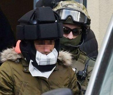 Jest akt oskarżenia przeciw Kajetanowi P. Będzie proces o brutalne zabójstwo
