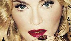 """Madonna """"wygładzona"""" na okładce magazynu"""