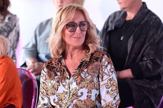 Agata Młynarska ma 54 lata