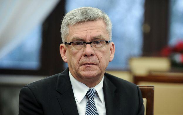 Stanisław Karczewski: w niebieskiej teczce mieliśmy przygotowane ustawy