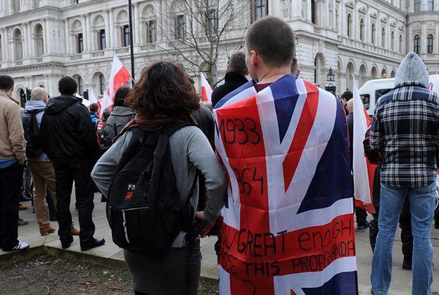 Wielka akcja Polaków w Wielkiej Brytanii. #PolishBlood