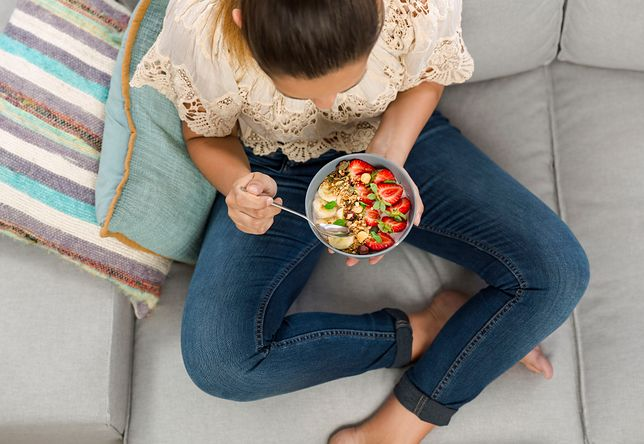 Podstawową diety oczyszczającej są produkty bogate w błonnik