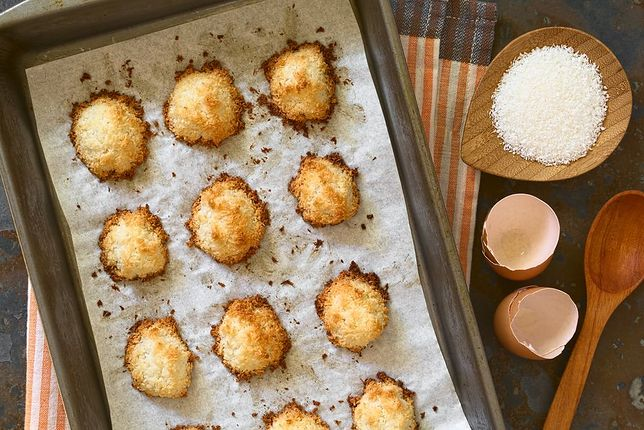 Sentymentalne wtorki: przepis na kokosanki