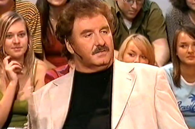 """Krzysztof Krawczyk w programie """"Duże dzieci"""""""