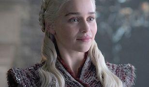 """Emilia Clarke jako Daenerys w """"Grze o tron"""" HBO"""