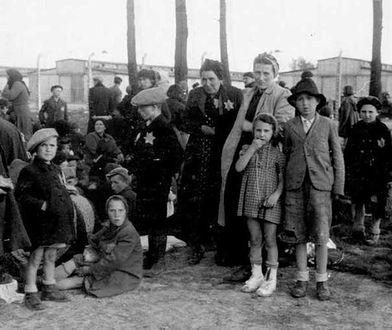 Wiele kobiet i dzieci od razu po przybyciu do Auschwitz kierowano do komór gazowych