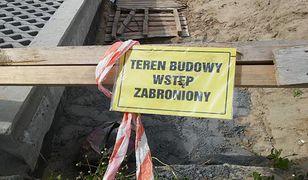 Budowlańcy są narażeni na działanie szkodliwych środków