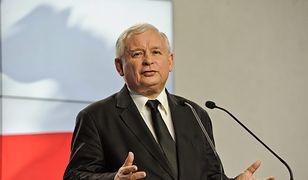 Kaczyński wraca do pracy
