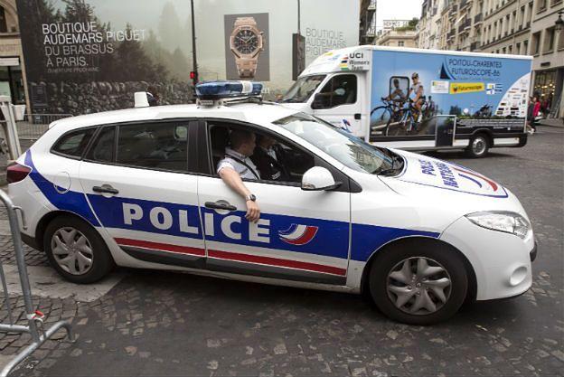 Strzały na placu Zgody w Paryżu